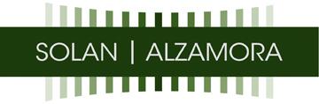Solan | Alzamora Logo